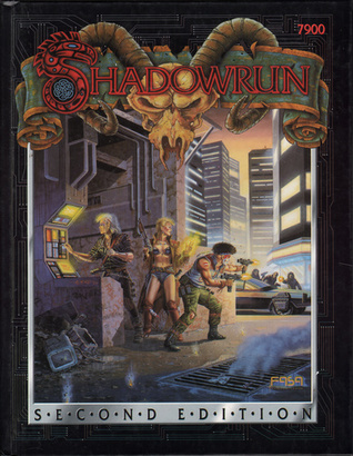 Shadowrun by FASA Corporation