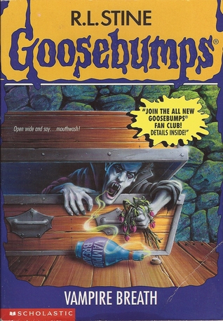 Vampire Breath by R.L. Stine