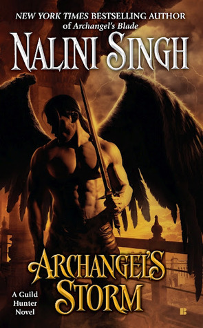 Archangel's Storm by Nalini Singh