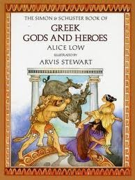 The MacMillan Book of Greek Gods and Heroes by Alice Low