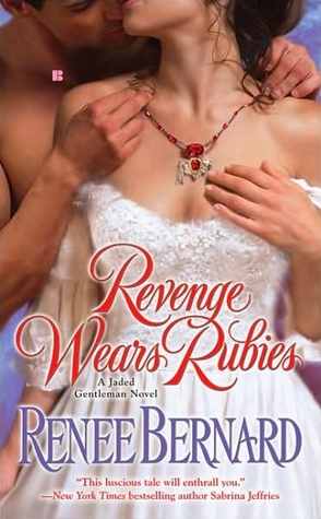 Revenge Wears Rubies (Jaded Gentleman, #1)