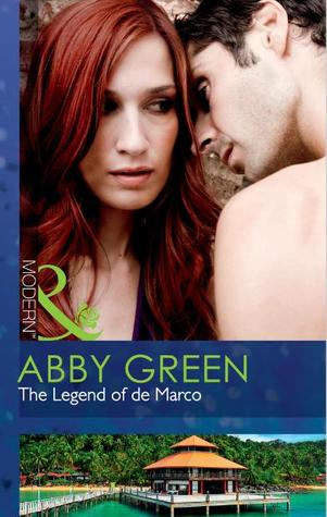 The Legend of de Marco by Abby Green