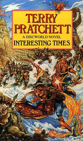 Interesting Times by Terry Pratchett
