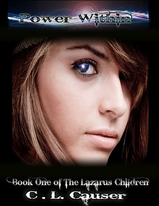 Power Within (The Lazarus Children, #1)