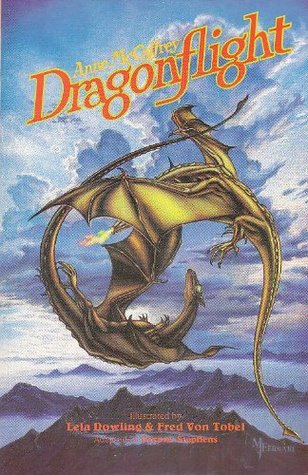Anne McCaffrey's Dragonflight #2 by Brynne Stephens