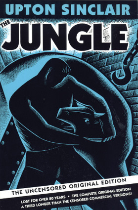 socialism and laborers in sinclairs novel the jungle Sinclair publishes the jungle  and ineffective socialist propaganda sinclair's next book,  laborers, and social workers his socialist affiliation won him.