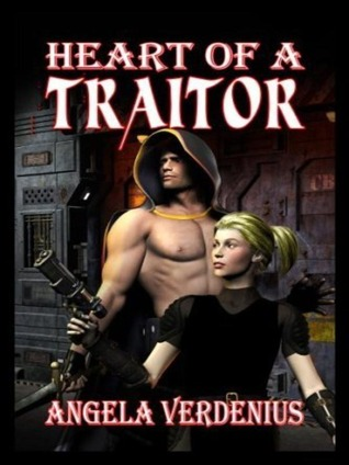 Heart of a Traitor by Angela Verdenius