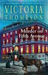Murder on Fifth Avenue (Gaslight Mystery, #14)