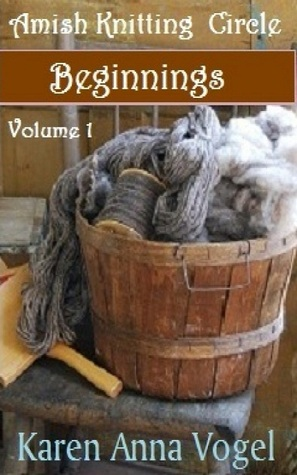 Amish Knitting Circle- Beginnings