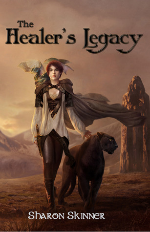 The Healer's Legacy by Sharon Skinner