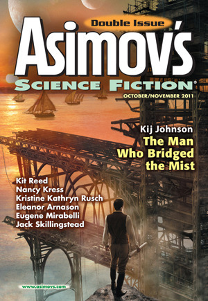 The Man Who Bridged the Mist by Kij Johnson