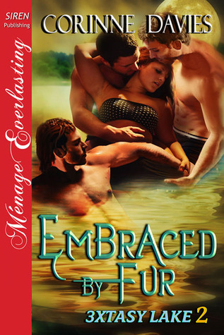 Embraced by Fur by Corinne Davies