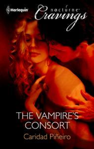 The Vampire's Consort by Caridad Piñeiro