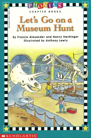 Let's Go on a Museum Hunt
