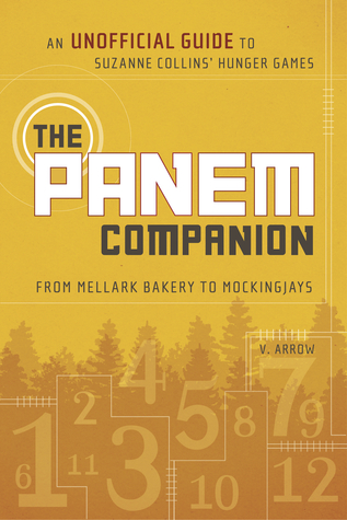 The Panem Companion by V. Arrow