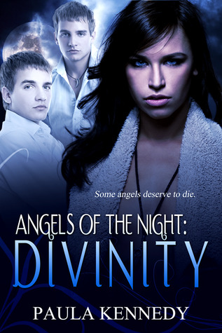 Angels of the Night: DIVINITY by Paula Kennedy {Book Spotlight & Giveaway}