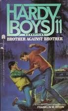 Brother Against Brother by Franklin W. Dixon