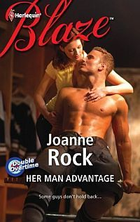 Her Man Advantage by Joanne Rock