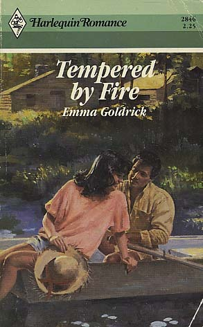 Tempered by Fire by Emma Goldrick
