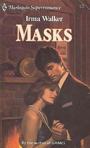 Masks by Irma Walker