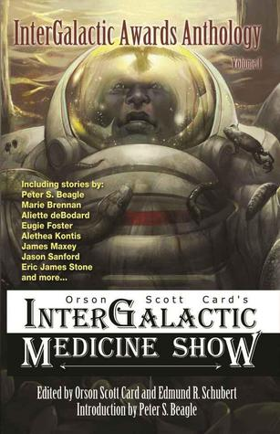 InterGalactic Awards Anthology Vol. I by Orson Scott Card