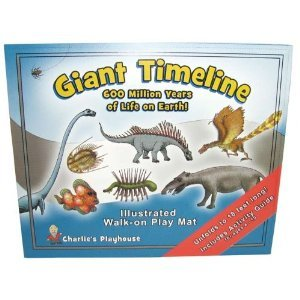 Giant Evolution Timeline by Charlie's Playhouse