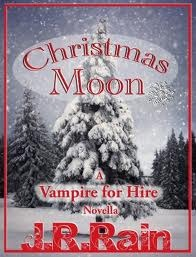Christmas Moon Vampire for Hire 4.5