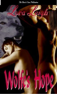 Wolfe's Hope (Breeds,  #10)