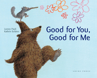 Good for You, Good for Me by Lorenz Pauli
