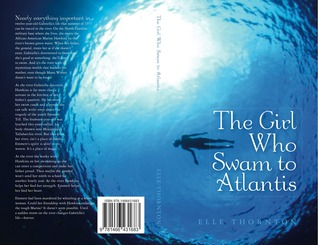 The Girl Who Swam to Atlantis by Elle Thornton