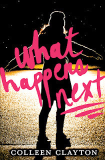 Leslie's Review: What Happens Next by Colleen Clayton