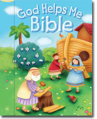 God Helps Me Bible by Juliet David