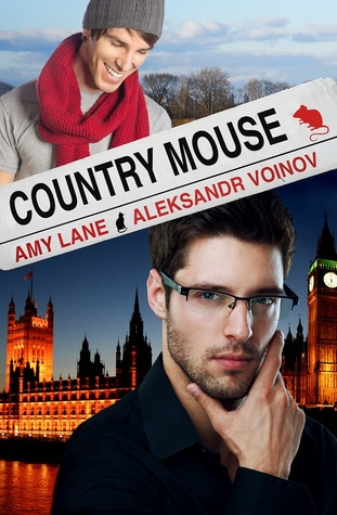 Review: Country Mouse / City Mouse (2 books) by Amy Lane & Aleksandr Voinov