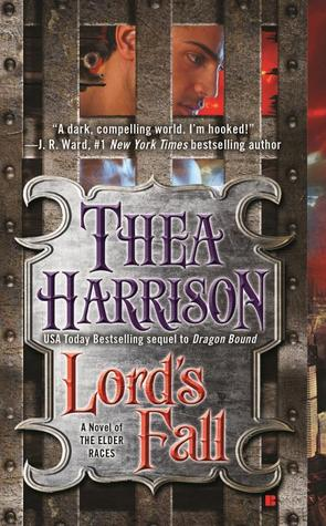 Lord's Fall by Thea Harrison // VBC Review