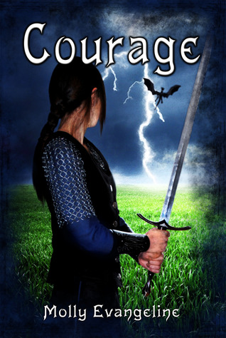 Courage (Makilien Trilogy - Book 2)