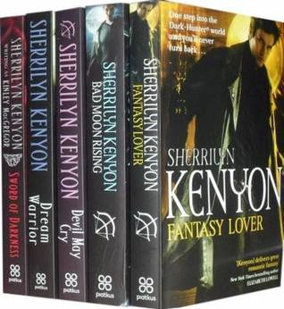 Sherrilyn Kenyon Collection: Fantasy Lover, Bad Moon Rising, Devil May Cry, Dream Warrior, Sword of Darkness