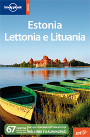 Estonia, Lettonia e Lituania (Lonely Planet Country Guide)