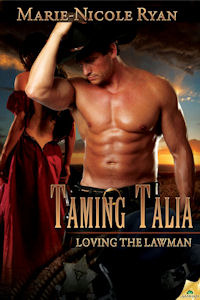 Taming Talia by Marie-Nicole Ryan