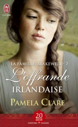 L'offrande irlandaise by Pamela Clare