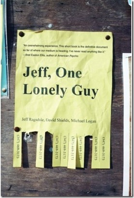 Jeff, One Lonely Guy by Jeff Ragsdale