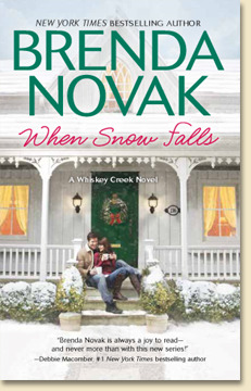 When Snow Falls by Brenda Novak