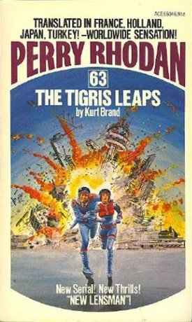 The Tigris Leaps by Kurt Brand