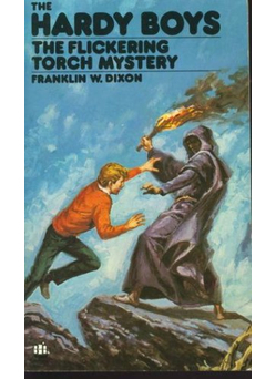 The Flickering Torch Mystery by Franklin W. Dixon