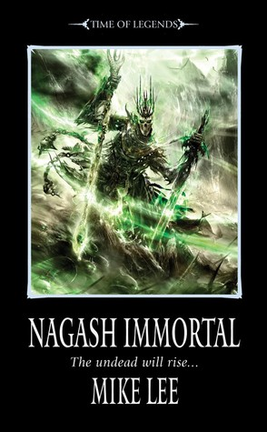 Nagash Immortal by Mike Lee