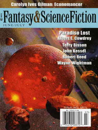 The Magazine of Fantasy and Science Fiction, June/July 2009 by Gordon Van Gelder