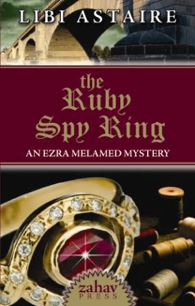 The Ruby Spy Ring by Libi Astaire