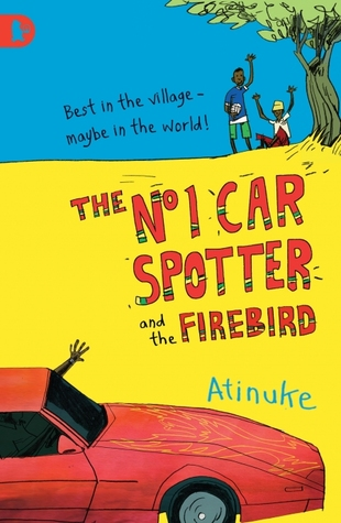 The No. 1 Car Spotter and the Firebird. by Warwick Johnson Cadwell