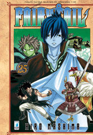 Fairy Tail, Vol. 25 by Hiro Mashima