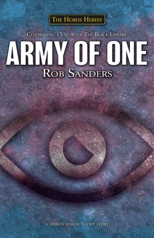 Army of One by Rob   Sanders
