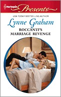 Roccanti's Marriage Revenge by Lynne Graham
